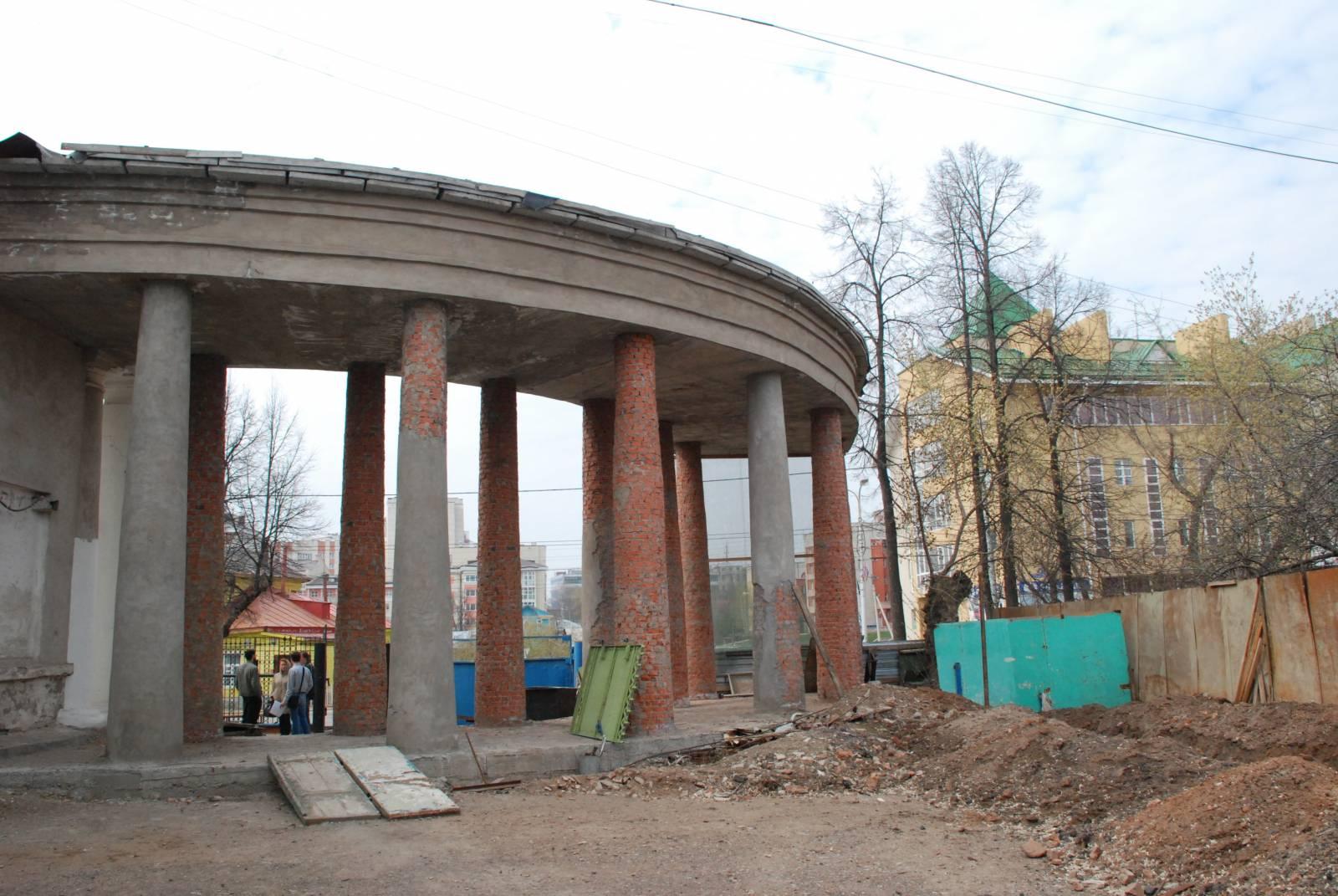 Спасский храм