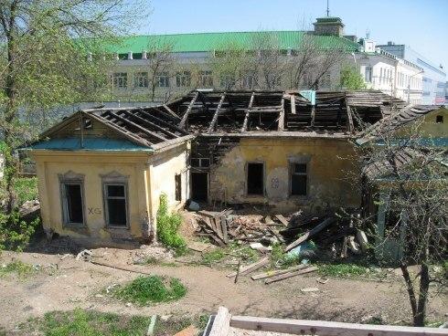 Имение дворян Россинских