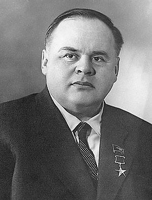 Михаил Алексеевич Ферин