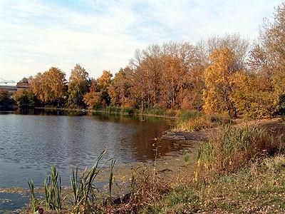 озеро Волчок