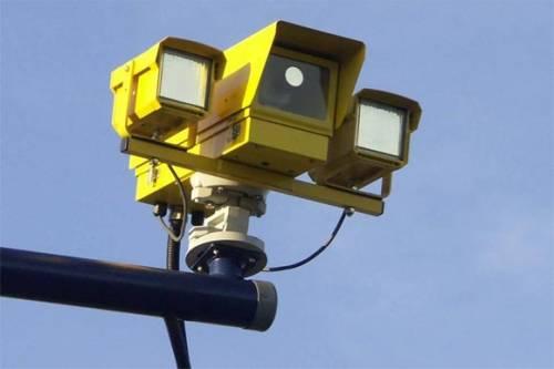 камеры контроля скорости