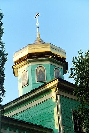 Свято-Сергиевский кафедральный собор.